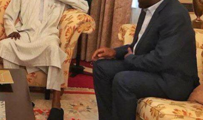 Yakubu Dogara speaks of his visit to Pres. Muhammadu Buhari
