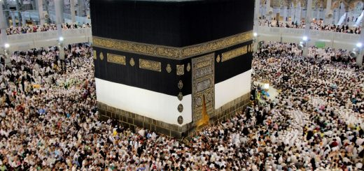 Saudi Arabia Officials Say 1.4 Million Muslims Arrive For Hajj
