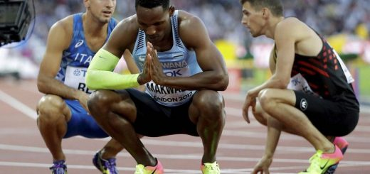 IAAF Criticised for Exclusion of Botswana Athlete in London
