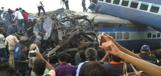 Train Accident in India Kills 23, Injures over 81