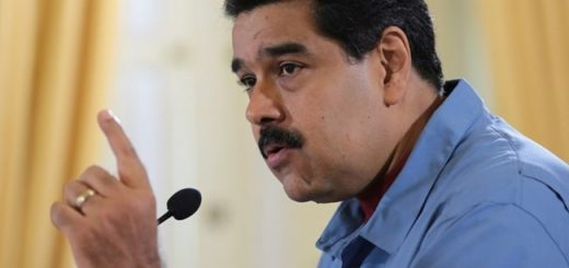 U.S Imposes Fresh Sanctions On Venezuelan President Maduro