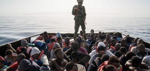 IOM Declares over 3,000 Migrants Died in Mediterranean in 2017