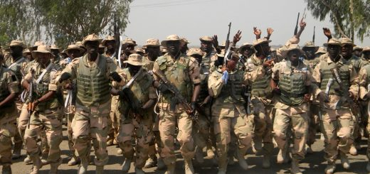 Nigerian Soldiers Cry out: We Have Been Deserted In The Bush Since 2015