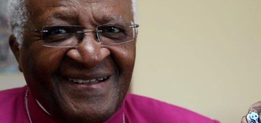Archbishop Desmond Tutu Quits As Oxfam Ambassador Following Sex Scandal