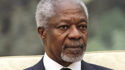 African Must Stop Voting for Old Aged Men above 70yrs into Leadership – Kofi Annan