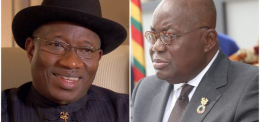 Ghanian Authorities Disagrees With Jonathan Over President Addo's Mockery of Nigeria