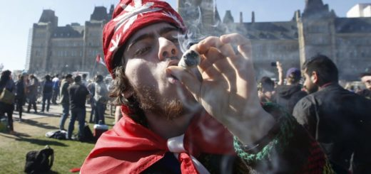 BREAKING | Canada to Legalize Marijuana From October 17