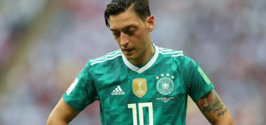 Mesut Ozil Quits German National Team, After Criticisms and Alleged Racism