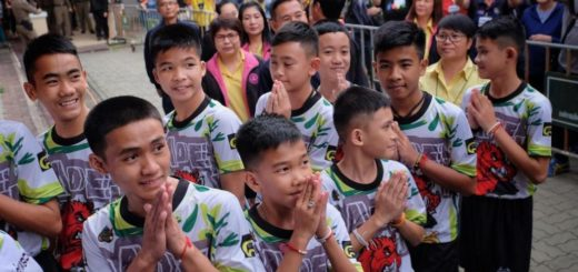 Thailand Cave Boys Discharged From Hospital