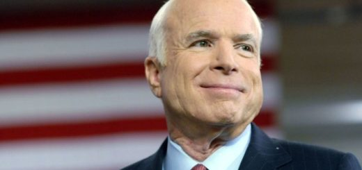 BREAKING: Senator John McCain, American War Hero And Former Presidential Candidate, Dies At 81