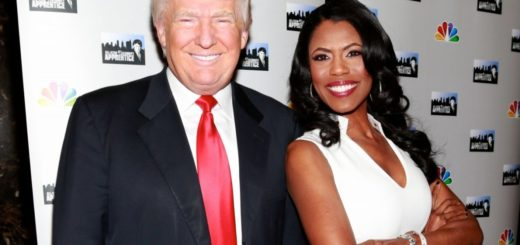 President Trump Slams Former White House Aide Omarosa Manigault as 'Dog'
