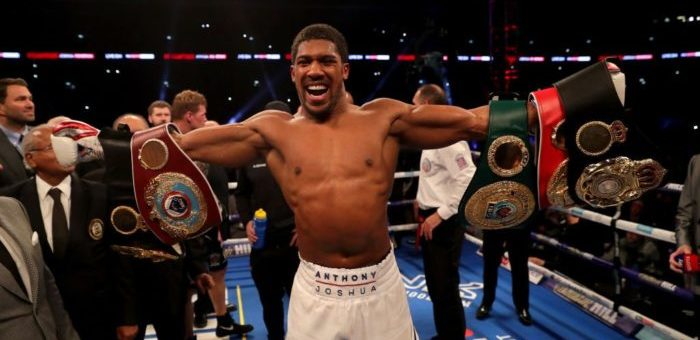 Anthony Joshua Defeats Povetkin to Retain World Heavyweight Title
