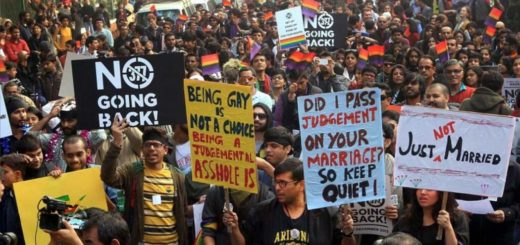 Supreme Court of Indian Ends Ban on Gay Sex Relations