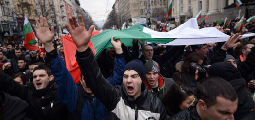 Thousands Protest Petrol Price Hikes in Bulgaria