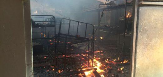 Nine Children Killed in Dormitory Fire In Uganda