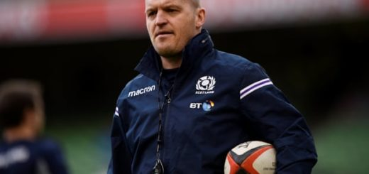 Scotland head coach: Gregor Townsend names a 39-strong Six Nations squad