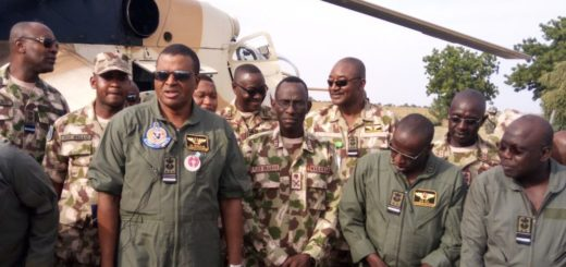 Nigerian Military Lose Five Pilots, Troops in Aircraft Crash