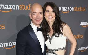 The President of Amazon: Jeffrey Preston and MacKenzie Bezos are getting divorced after 25 years of marriage