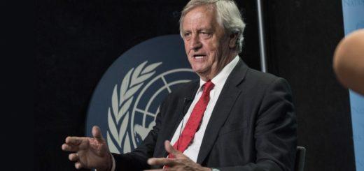 Somalia Declares UN Envoy Haysom Persona Non Grata