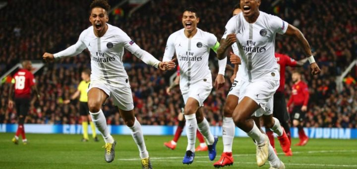 Sport - PSG Ended Man United's Unbeaten Run under Solskjaer