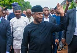 "Osinbajo – ""Next level engagement continues"" hours after land crash"