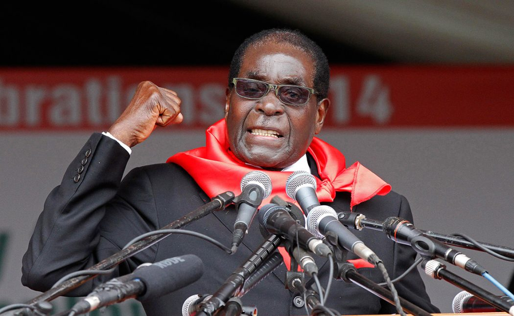 Funeral of Former President Mugabe Postponed Indefinitely